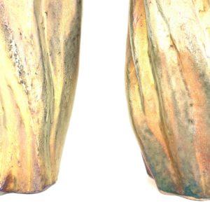 vaso mobach oro | Andrea Patrizi Floral Designer