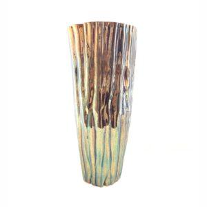 vaso mobach sangue di piccione rame | Andrea Patrizi Floral Designer