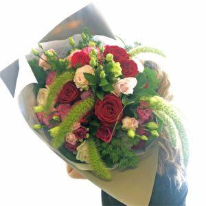 mazzo fiori fucsia   Andrea Patrizi Floral Designer