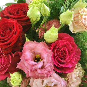 mazzo fiori fucsia | Andrea Patrizi Floral Designer