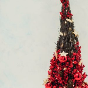 albero in betulla naturale | Andrea Patrizi flower shop